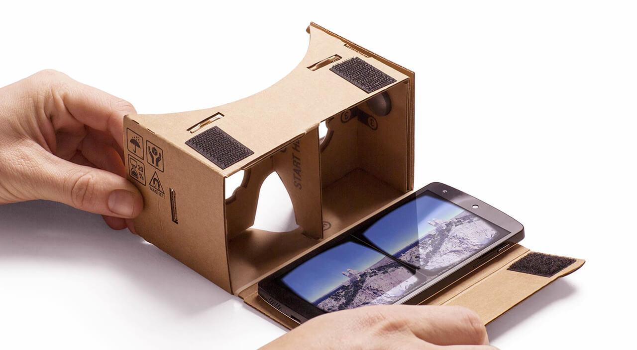 HMD_Google_Cardboard - Google Cardboard VR