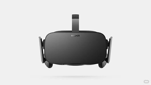 Oculus Rift VR-Brille