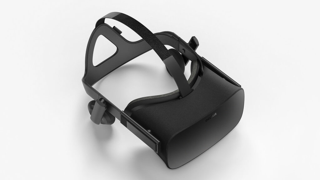 OculusRift VR-brille