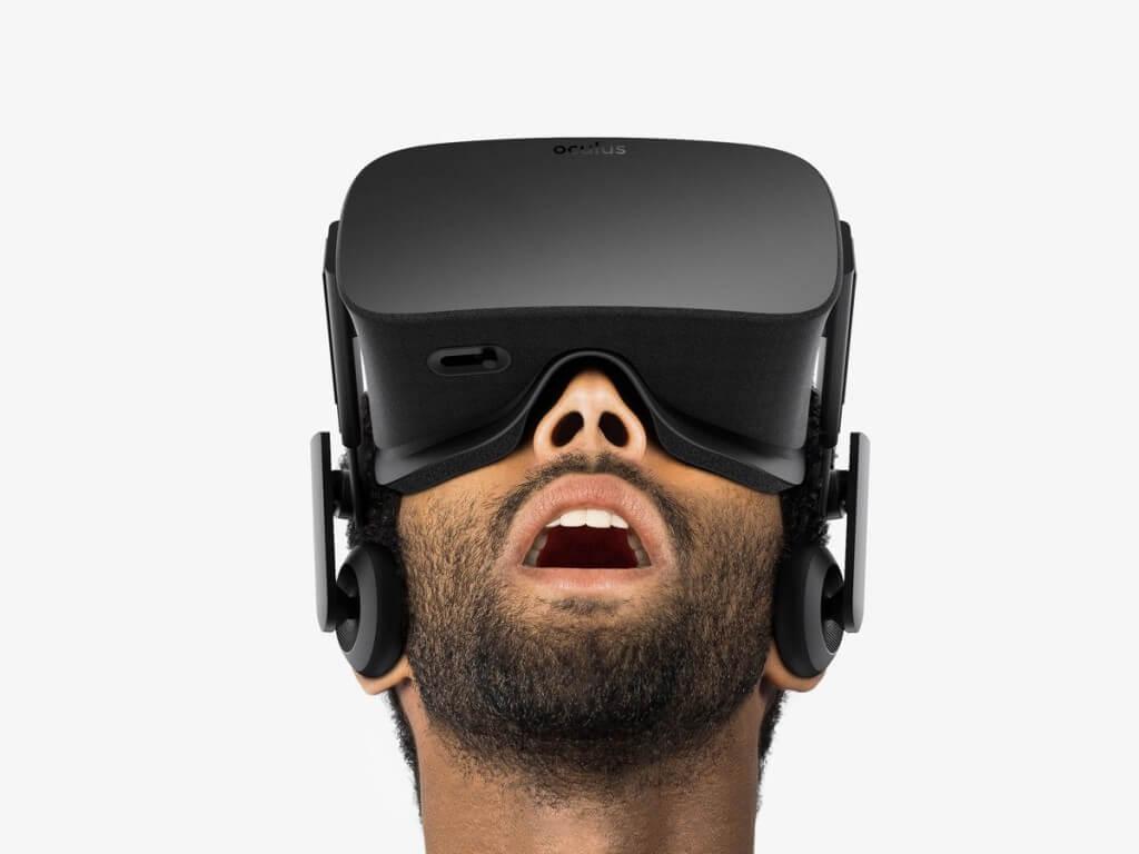 HMD OculusRift - Oculus VR Briller