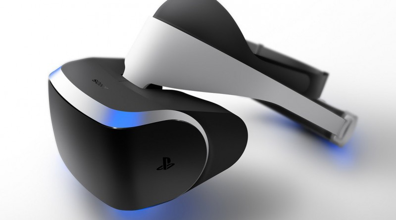 PlayStation VR VR-brille