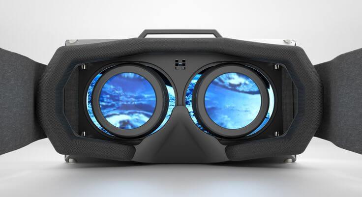 VR guide - inde i VR-Brille