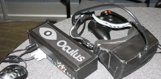 oculus VR-brille