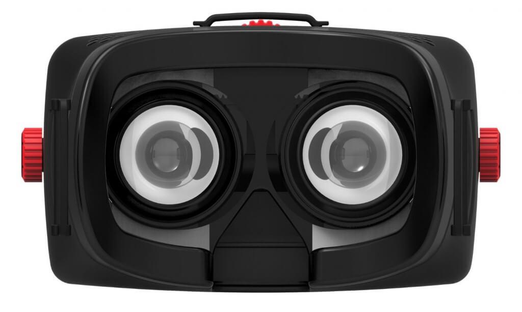 Homido VR brille