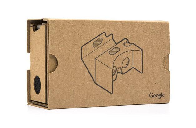 new google cardboard