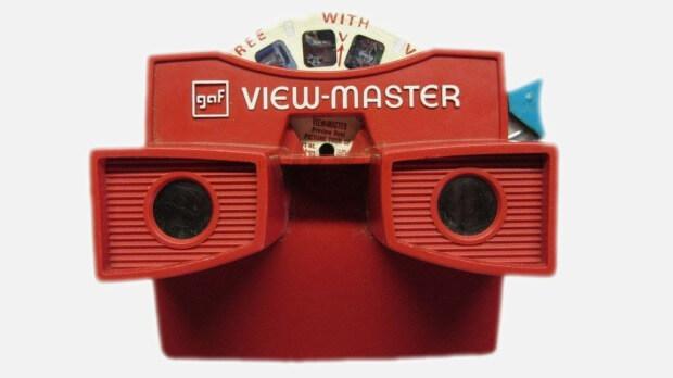Den originale View-Master fra Mattel