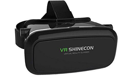 VR brille til iPhone 4s og 5