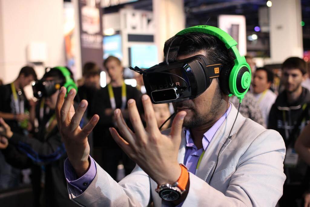 VR workshop og events