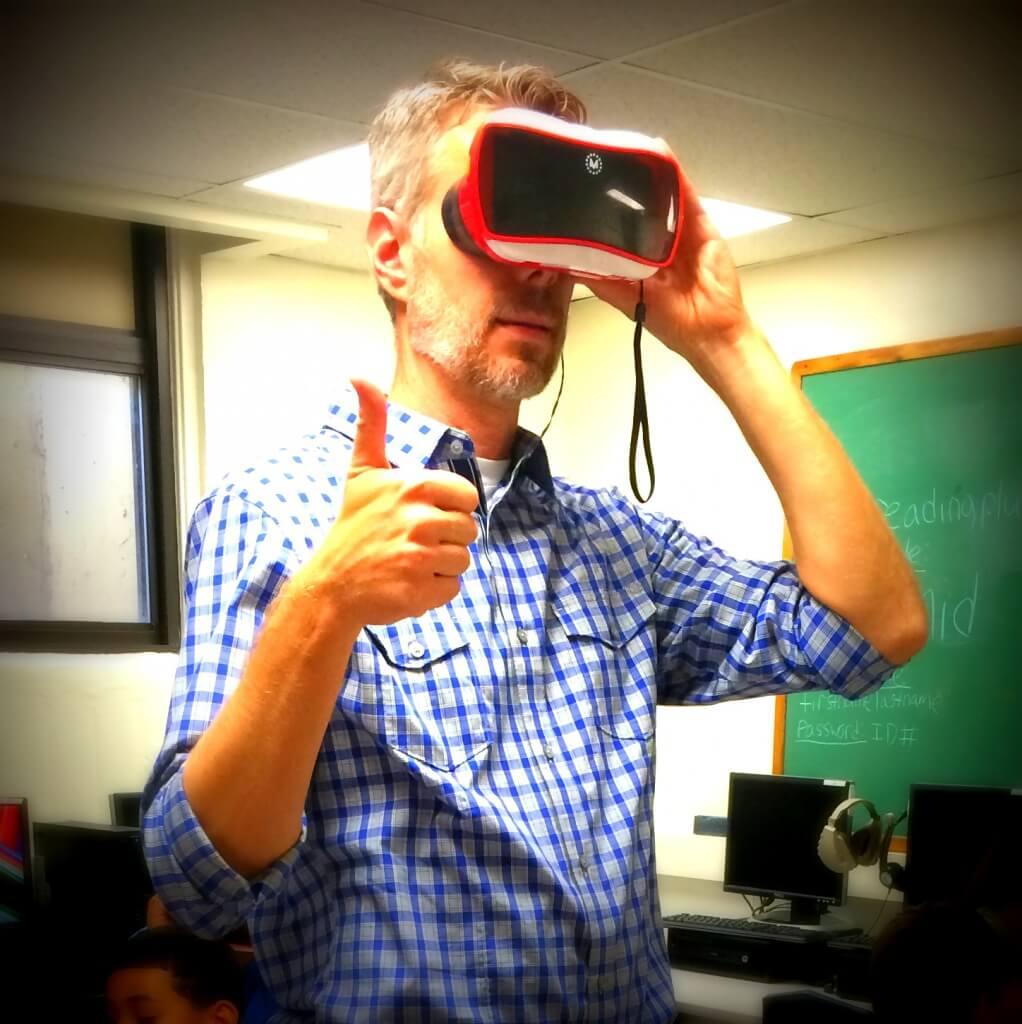 VR til Skoler