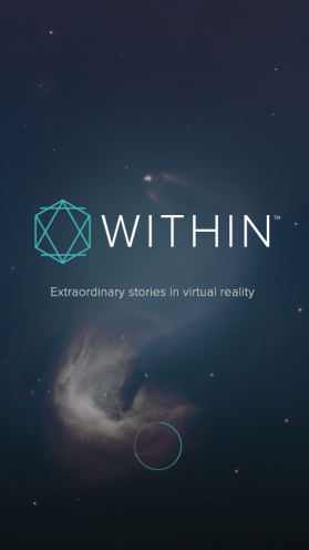 Within VR film