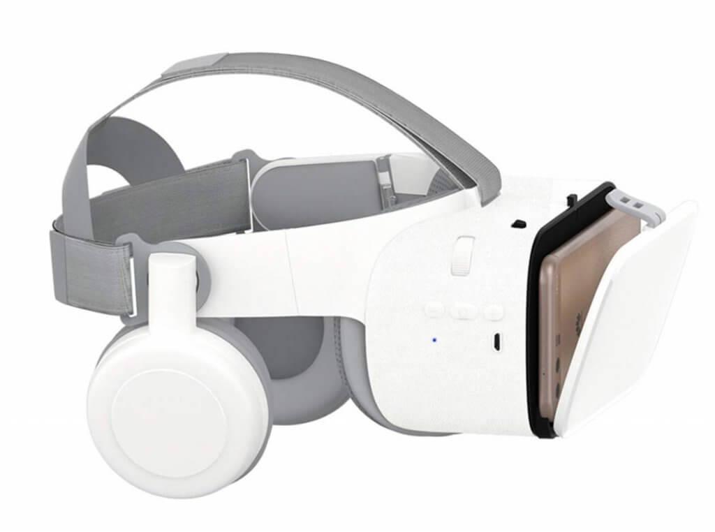 BOBO VR Z6 bedst i test VR brille